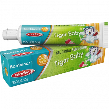 Gel Dental Condor Baby/Bambinos 50g