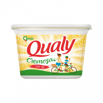 Margarina Qualy 500g
